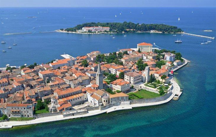 Porec Croatia Itinerary