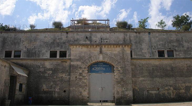 Istria Pula - Verudela Fort