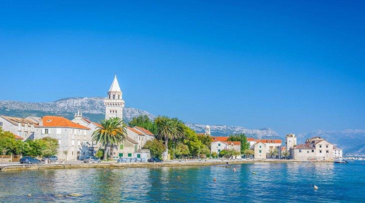 Kastela - Split, Croatia