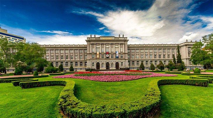 Zagreb Croatia - Museum Mimara
