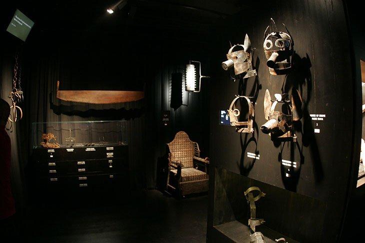 Museum Of Torture - Zagreb Croatia