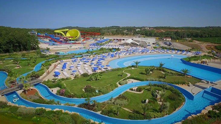 Aquapark Istria Porec