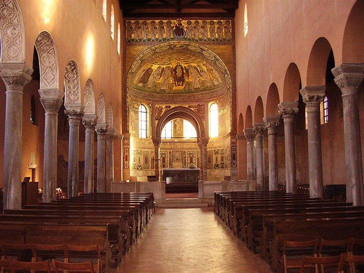 Euphrasian Basilica - Porec Croatia