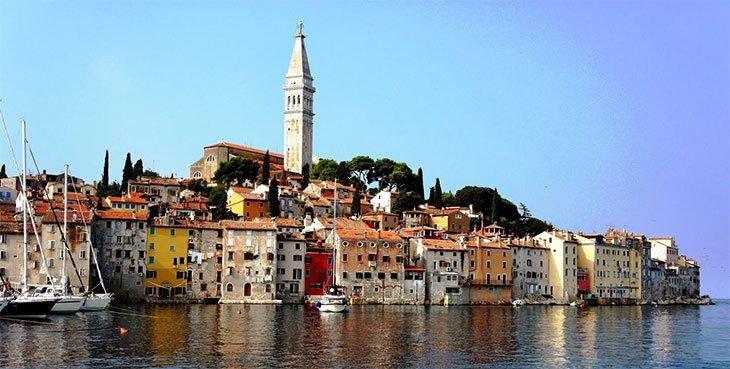 Istria Itinerary - Rovinj