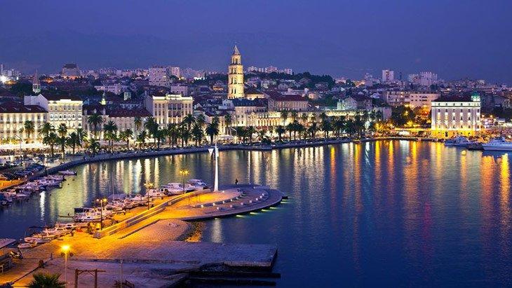 Split Itinerary - Split Croatia