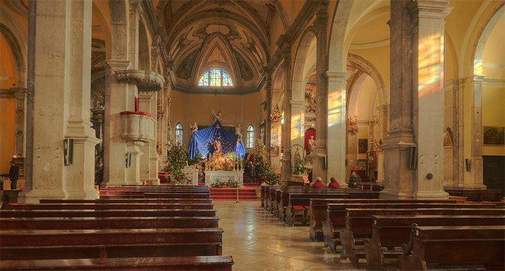 St Euphemia Besilica - Rovinj Croatia
