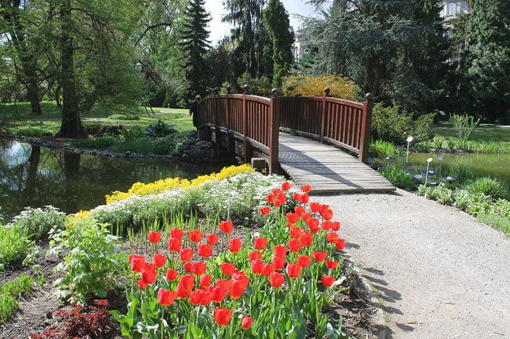 Zagreb Croatia - Botanical Garden