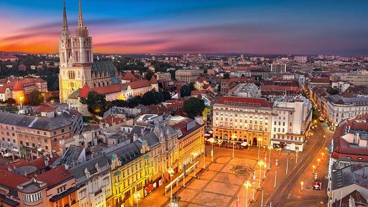 Zagreb Itinerary - Zagreb Croatia