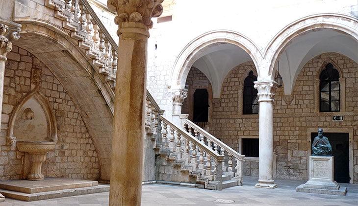 Rector Palace - Dubrovnik Croatia