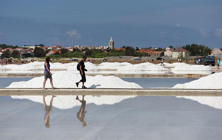 Saltwork Nin - Zadar Croatia