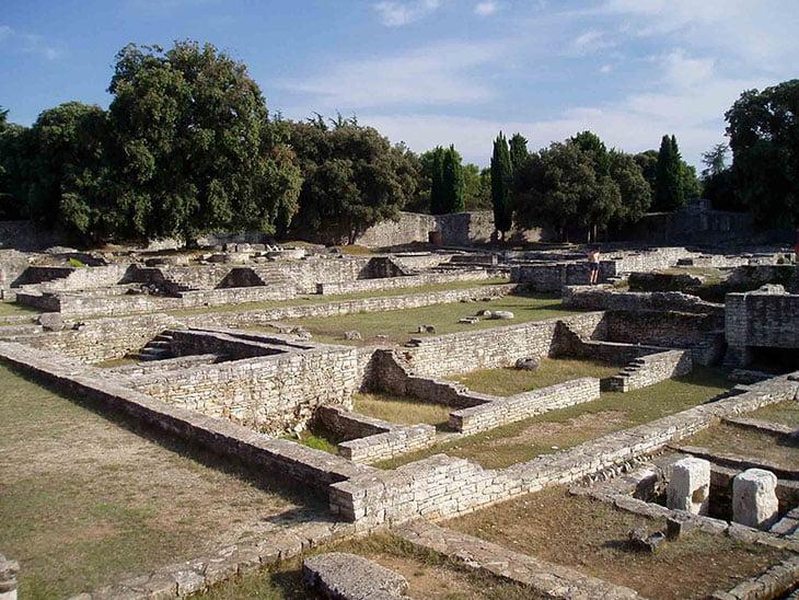 Roman Village - Brijuni Islands