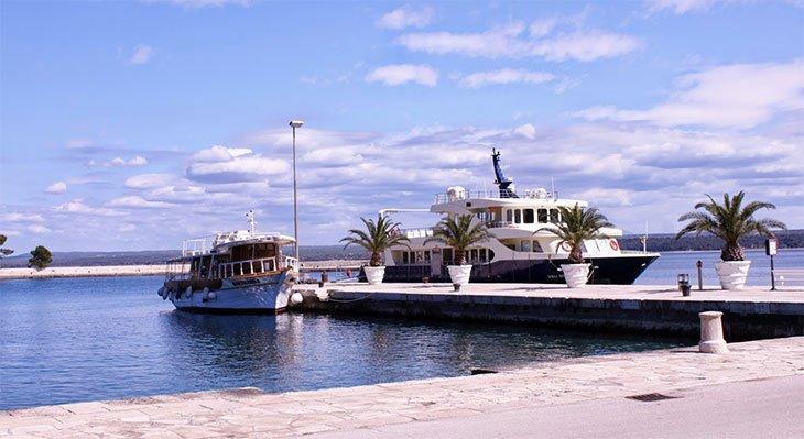 Ferry Brijuni Islands Croatia
