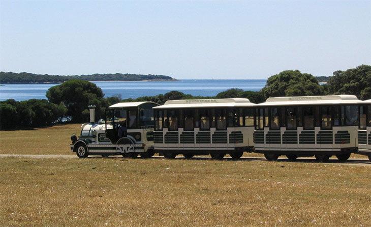 Brijuni Train Excursions