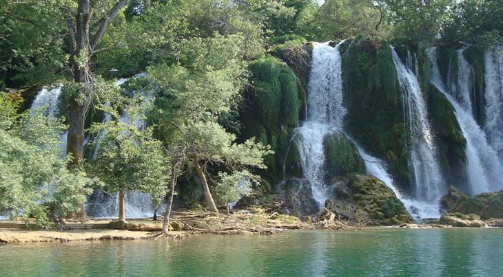 Cetina River Croatia