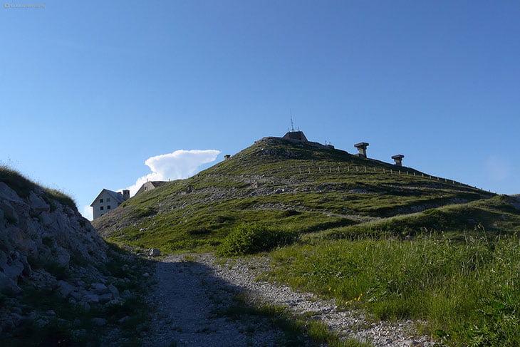 Guslica Peak Croatia