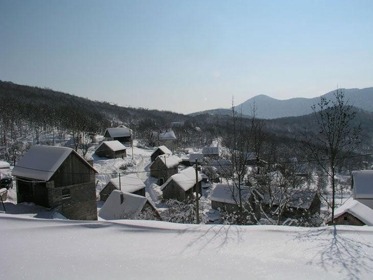 Krasno Village - Northern Velebit
