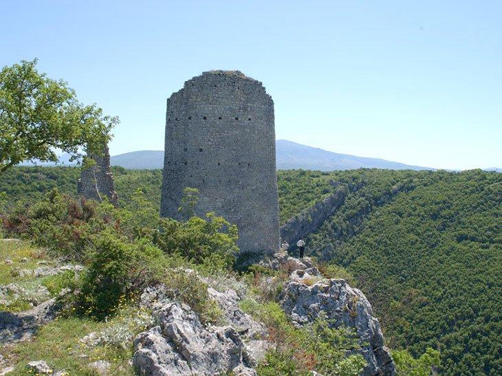 Krka - Trosenj Fortress