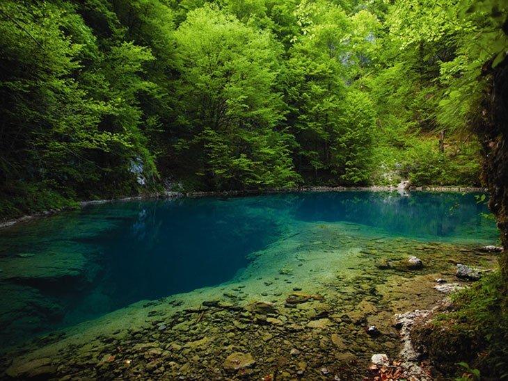River Kupa Risnjak