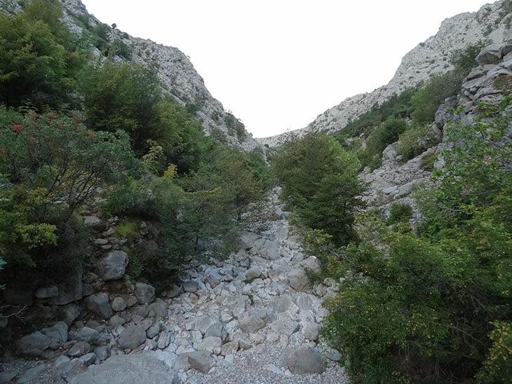 Mala Paklenica Croatia