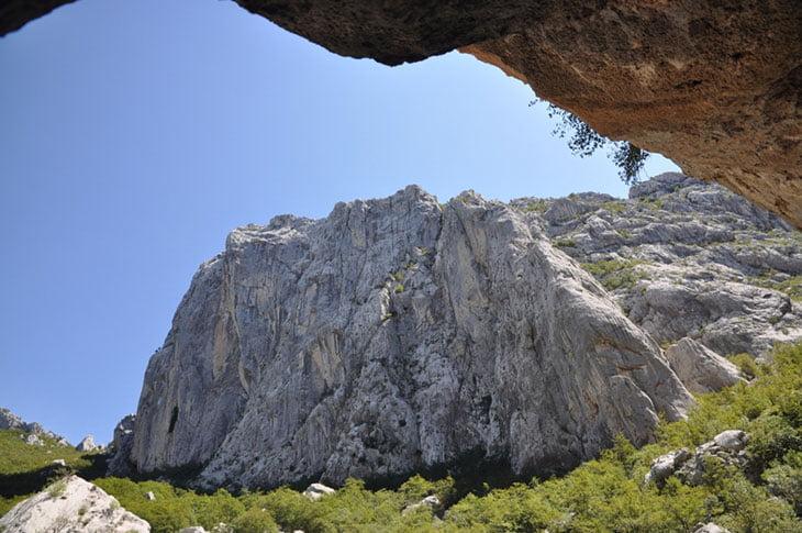 Palenica Climbing - Anica Kuk