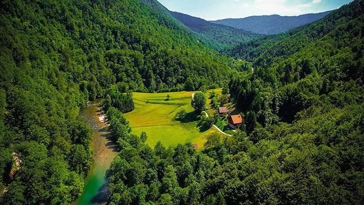 Risnjak Park Nature
