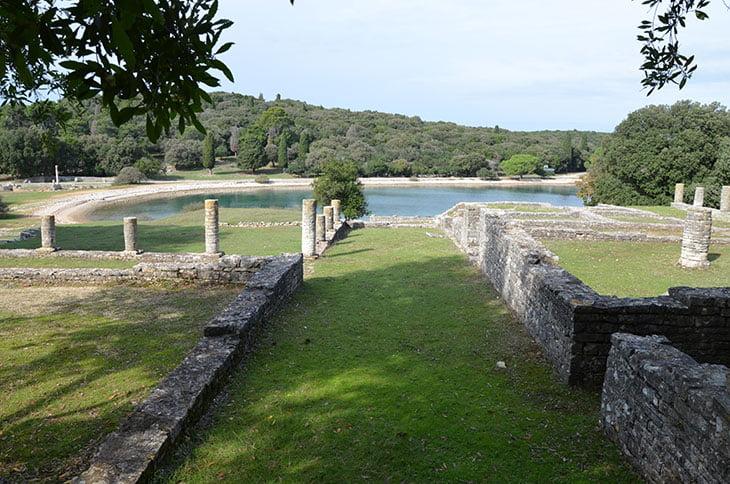 Roman Villa Brijuni