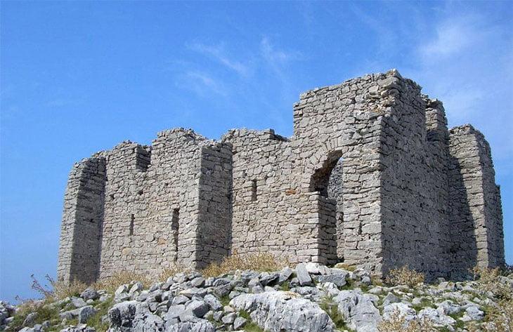 Tureta Fortress - Kornati Islands